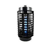 led lamba sivrisinek toptan satış-110 V 220 V Elektrikli Sivrisinek Bug Zapper Killer LED Fener Fly Catcher Uçan Böcek Veranda Açık Kamp lambaları