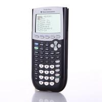 calculadora gráfica al por mayor-2017 alta calidad nuevo TI-84 PLUS Graphic Calculator AP / SAT Exam TI84 calculadora gráfica envío gratis