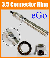 Wholesale Electronic Cigarette Battery Connectors - Connector ring for Electronic Cigarette Mod Battery ego battery 3.5ml e cig o ring Vivi nova Atomizer Adapter ring e cig FJ015