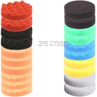 Wholesale Sale mm quot High Gross Buffing Polishing Pad Kit for Car Polisher