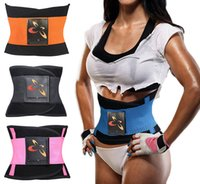Wholesale 2017 Sexy Women Underwear Waist Training Corsets Hot Shaper Slimming Body Waist Trainer belt Corrective Modeling Strap Plus size