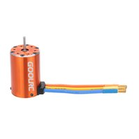 Brand New GoolRC 550 4300KV 4 Pali Motore Brushless Sensorless per 1/10 4WD RC Short Course Camion