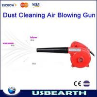 Wholesale Dust Gun Cleaner - free shipping Handheld Air Blower, 16000RPM dust cleaning air blowing gun
