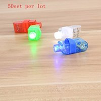 celebration day led with best reviews - 2015 new arrival LED Finger Light Glowing Dazzle Colour Laser Emitting Finger Ring Beams Ring Torch Wedding Party Christmas Celebration