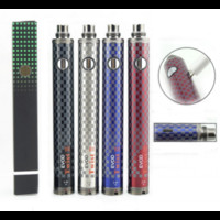 Wholesale newest e cig kits for sale - Group buy Newest Evod Twist III E Cig Kit mah EVOD Twist VV Battery with M16 Vaporizer Atomizer Electronic Cigarettes VS RDA RBA Box Mods