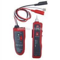 дорожные наушники оптовых-NOYAFA NF 806R сетевой телефонный кабель тестер LAN провод трекер с наушниками порядка$18no трек