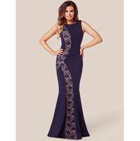 Wholesale Maxi Dresses Designs - R80054 Special design elegant long dress summer style women dress o-neck sleeveless floor - length 2017 new maxi dress