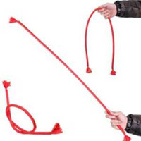 Wholesale Stiff Rope Close Up Street Kids Party Show Stage Bend Tricky Magic Trick Toy Comedy