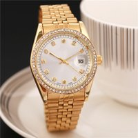 Wholesale 38mm watch dial - relogio masculino mens watches Luxury wist fashion Black Dial With Calendar Bracklet Folding Clasp Master women 38mm giftluxury Mens Watches