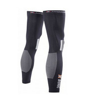 Wholesale Cycling Sleeve Warmers - Wholesale-Discount Sale X-BIONIC Cycling Leg Warmers Warm Light Leg Sleeves Covers Energy Bicycle Oversleeve UV Protection Bike Accessory