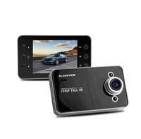 "Wholesale Tft Lcd Memory Screen - K6000 1080P HD Car DVR 2.7"" inch LCD TFT screen Car Camera Video Recorder Car Camcorder Night Version HDMI G-sensor 140 Degree"