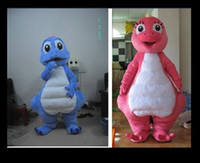 Wholesale Classical Music Free - High quality free shipping Classical style dinosaur mascot costume adult size