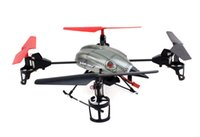 Wholesale V959 Rc Ufo - Wholesale-WLtoys V959 2.4G 4 CH 4-Axis GYRO RC UFO Remote Control Quadcopter Helicopter Camera Wholesale Free Shipping #200182