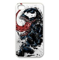 Wholesale galaxy s2 white case for sale - spiderman venom cell phone case for iPhone s s c s Plus ipod touch Samsung Galaxy s2 s3 s4 s5 mini s6 edge plus Note