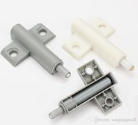 Wholesale Soft Closer Drawer - 10pcs Lot Kitchen Cabinet Door Drawer Soft Quiet Close Closer Damper Buffers + Screws A3