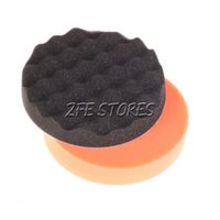 Wholesale 2Pcs mm quot Polishing Buffing Pad Kit for Car Polishing Buffer
