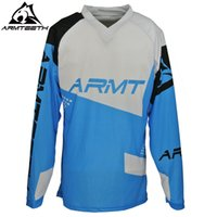 2017 CWF Nueva Llegada Motocross Jersey Off Road Mountain Bike DH Ciclismo Jersey Quik Ropa Seca Anti-sudor