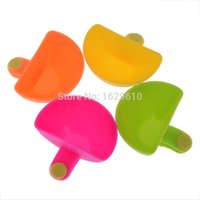 Wholesale Pepper Clip - Wholesale-4 Colors New Dip Clips A Dip and Clip relish plate Pepper easy clean up dishwashier safe