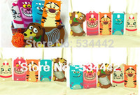 Gros-3D Cartoon Cat Tiger Monsters animaux Sulley Marie / Alice Slinky Dog Housse en silicone pour Samsung Galaxy S3 S4 Note 2 Note 3