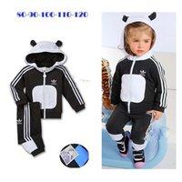 Wholesale Clothes Kids Ch - Boy Suit Kids Sets Infant Outfits Boys Clothes Children Hoodie Sweatshirts Black Trousers Children Set Kids Suit Outfits Toddler Clo CH-245