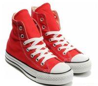 Wholesale Renben Shoes - 2015 HOT SELLING RENBEN Classic shoes Low-Top & High-Top canvas shoes sneaker Men's  Women's canvas shoes Size EU35-45 retail   dropshipping