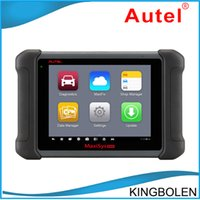 Wholesale Powerful System - 2017 New Released Autel MaxiSys MS906 Automotive Diagnostic System MS 906 Powerful than MaxiDAS DS708 Update online DHL free Shipping