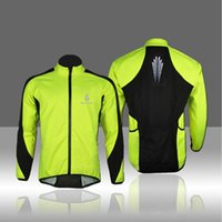 FG1509 WOLFBIKE Fleece Thermal Cycling Langarm Jersey Winter Outdoor Sports Jacke windundurchlässiges Wind Mantel Fahrrad-Zyklus-Wear Kleidung