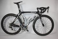 Wholesale Di2 Complete - NEW Cipollini complete bikes carbon fiber T1000 carbon frame complete bike bicicleta bicycle carbon road bikes fit DI2 Mechanic
