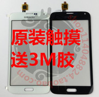 Wholesale Smartphone Replacement Glass Screens - Wholesale-Original G900 S5 andriod smartphone DC-83-2 DC-83 touch Screen Touch Panel Glass Sensor Digitizer Replacement DC-83-2