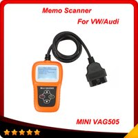 Wholesale Ads Autos - 2015 Hot selling Mini VAG505 Super Professional for VW AD Scanner mini vag 505 auto scanner free shipping