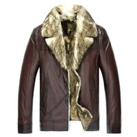 Wholesale Mens Wolf Fur Coat - Buy Cheap Mens Wolf Fur Coat from ...