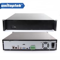 2U 36Ch 960P 4CH 5MP IPC, 8CH 3MP 25CH 2MP / 1080p IPC input CCTV NVR, Network Video Recorder, 9HDD