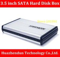 masaüstü için sabit disk toptan satış-Toptan-Yüksek Kaliteli Ürün Masaüstü 3.5 inç SATA seri port Sabit disk kartuşu USB3.0 mobil sabit disk kutusu