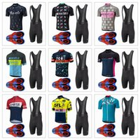 Morvelo 2017 Cycling Jerseys Short Sleeves Jersey de ciclismo com 9D Gel acolchoado Shorts Hombre Racing Mtb Bike Sport Quick Dry Ropa Ciclismo
