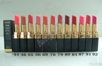 Wholesale Best Shine - Factory Direct Free Shipping New Makeup Lipstick Rouge Shine Lipstick Have 12 Colors Choose Best Qulity