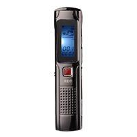 mini gizli ses kaydedici toptan satış-Toptan-Ses Kaydedici Kalem Gizli Mini Usb Dijital Temiz Ses Mikro Ses Kaydediciler 8 GB Taşınabilir Mp3 Çalar Kulaklık 809