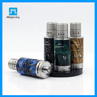 Wholesale E Cigarrete Ego - 3ML Stainless steel Atomizer eGo Supreme Atomizier For E cigarrete Battery Facotry price Supply Free shipping