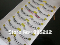 Wholesale Clear Eyelash Band - Wholesale-Brand new 10 Pairs  ipack Black Natural Lower Bottom False Eyelashes Clear Band Makeup falses natural lashes