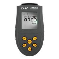 Wholesale Digital Tachometer Tester - TASI-8740 Non-contact Digital Tachometer rpm meter 2.5~99,999RPM Laser Photo Tachometer Speed measurements Tester