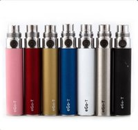 Wholesale Ego Manual - e cigarete manual switch ego t 650mah electronic cigarette ego ce4 batterys