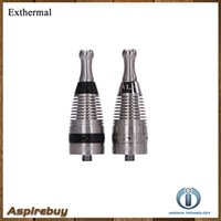 Wholesale Rebuildable Dripping Atomizer Sale - Clearance Sale!!!Original Innokin Exthermal RDA Clearomizer Airflow Control Rebuildable Dripping Atomizer With 510 Removable Drip Tip