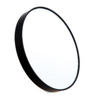 zehn make-up großhandel-Großhandels- Freies Verschiffen-Verfassungs-Spiegel 10X Vergrößerungsspiegel mit zwei Saugnäpfen Kosmetik-Werkzeugen runden Spiegel zehnfache Vergrößerung