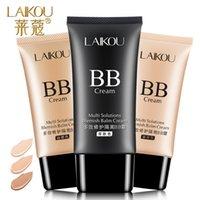 Wholesale Korean Anti Wrinkle Cream - Levin Kou BB Cream Whitening Oil Control Moisturizer nude makeup concealer strong isolation liquid foundation makeup authentic Korean cosmet