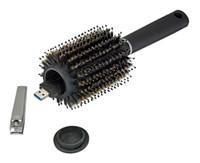 konteyner evleri toptan satış-Yeni sıcak Saç Fırçası Siyah Stash Güvenli Derivasyon Gizli Güvenlik Hairbrush Gizli Değerli Eşyalar için Hollow Konteyner Ev Güvenlik Saklama kutusu