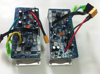 Wholesale Balance Boards For Kids - dual system control board dual motherboard mainboard for self balancing scooter two motherboard for smart scooters complete set