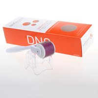 Wholesale micro meso roller resale online - DNS meso roller micro needling for skin rejuvenation