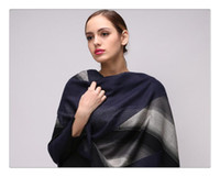 Wholesale soft scarves for sale for sale - Group buy Hot Sale Winter Soft cm Wool Neck Large Scarf Wrap Shawl colors matching Long Scarve Pashmina for Thanksgiving Day Christmas