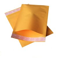 Wholesale High Quality Kraft Envelopes - 110*170mm 173*229mm 250*305mm 274*330mm high quality disposabl Kraft Envelope Wrap Pouches Packaging PE Bags without bubble free shipping