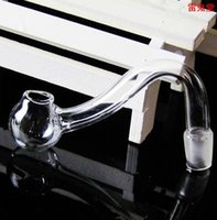 Wholesale Product Curves - Glass products curved bong accessories ordinary pot, wholesale hookah accessories, free shipping, large better