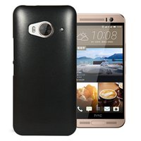 Wholesale Cheap Paint China - Free Shipping China Supply Cheap Price Top Quality Metallic Paint Coated Mobile Phone Cases for HTC One ME